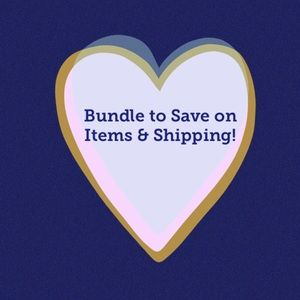 Other - Bundle for 20% off 3 items or more!
